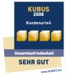 01/2009 - KUBUS-Studie der Unternehmensberatung MSR