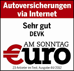 11/2012 - €uro am Sonntag