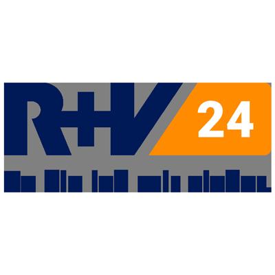 R+V 24 Logo