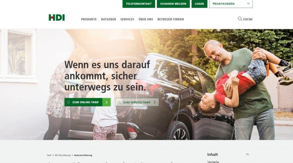 Hdi Zweitwagenversicherung Test Tarife 2019