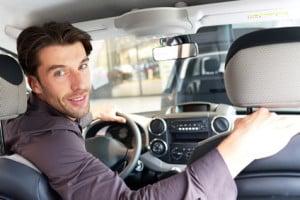 Fahrer Zweitwagen