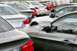 Fahrzeuge der Zweitwagenversicherung